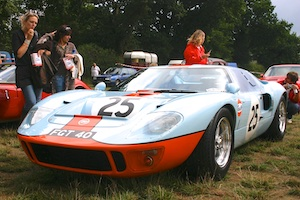 An original (I think) GT40