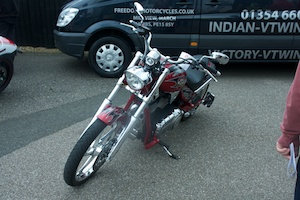 Indian Motor Cycle