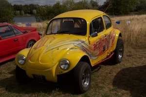 VW Beetle Hot Rod