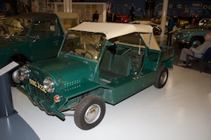 Twin Engined Mini Moke